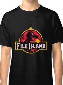 File Island Classic T-Shirt