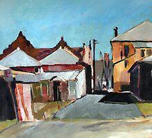 Warwick Shops by Paul  Milburn