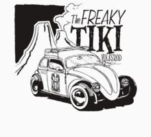 The freaky tiki volksrod by Jake Harvey