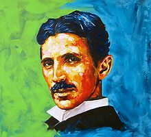 The Great Inventor - A Nikola Tesla Tribute by Konni Jensen