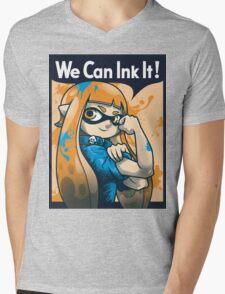 We Can Ink It! Mens V-Neck T-Shirt