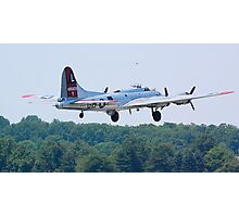 B-17 Yankee Lady Photographic Print