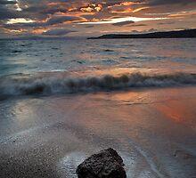 Taupo Blaze by Ken Wright