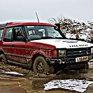 Landrover Discovery by Mooguk
