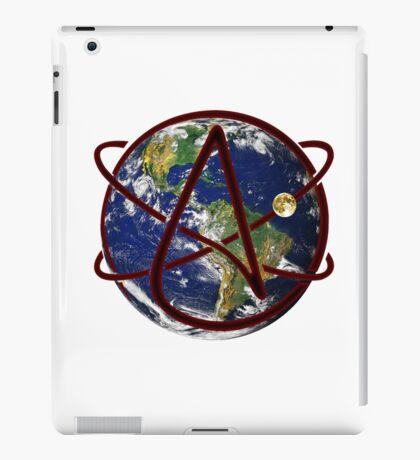 Atheist Earth iPad Case/Skin