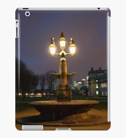 Greenwich fountain iPad Case/Skin