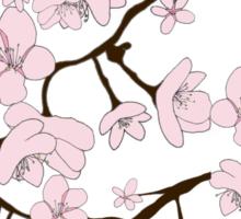 Sakura Blossoms Sticker