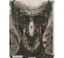 Ink Face iPad Case/Skin
