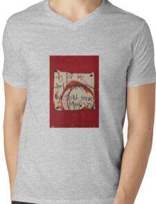 Serve Mimosas Mens V-Neck T-Shirt