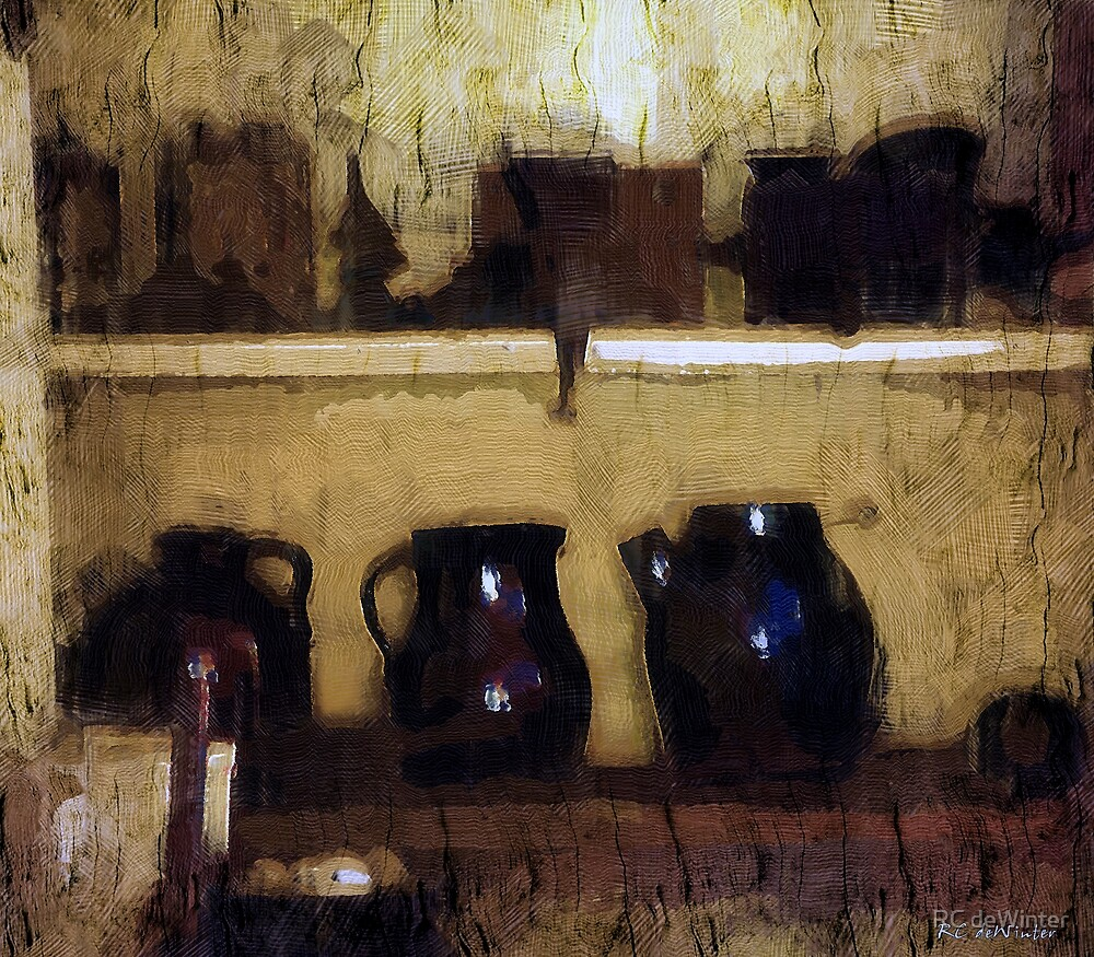 Rough and Rustic by RC deWinter