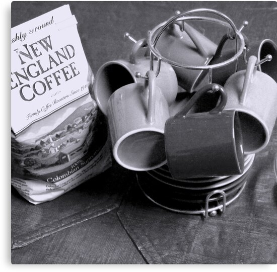 For the love of coffee by Rachel Williams