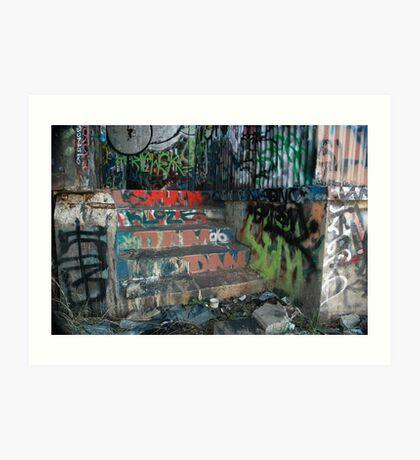 """ Dear Urban Decay "". Art Print"