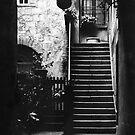 Orveto Stairs by glynnj85