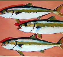 Three Fish by Pete Gailey