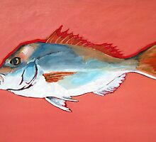 Bream by Pete Gailey