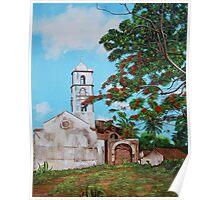 Iglesia de Santa Anna Poster