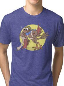 Yi qi Express Tri-blend T-Shirt