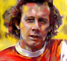 Liam 'Chippy' Brady - Arsenal Legend by ArsenalArtz