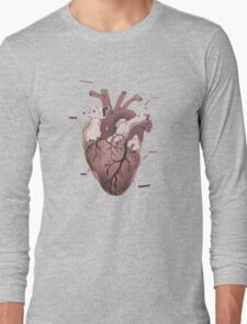 Chloe Price Heart Design  Long Sleeve T-Shirt