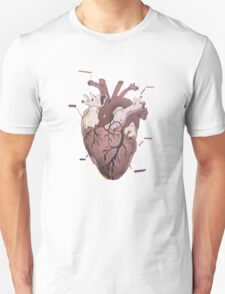 Chloe Price Heart Design  Unisex T-Shirt