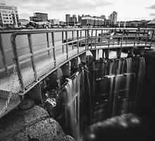 Grand Canal Dock by Alessio Michelini