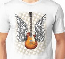 Angel Guitar T-Shirt
