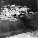 Middle Falls by Lloyd Sherman