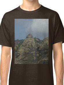 a desolate Macedonia landscape Classic T-Shirt