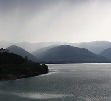 a beautiful Macedonia landscape by beautifulscenes