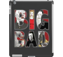 Buffy the Vampire Slayer - BIG BAD Variant iPad Case/Skin
