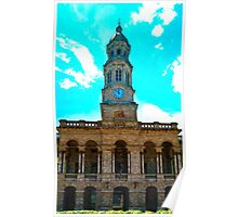 Adelaide_TownHall Poster
