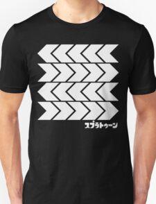 Splatoon Takoroka Red Vector Tee Unisex T-Shirt