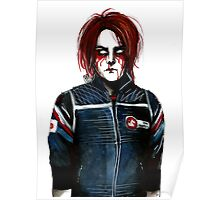 the aftermath is secondary (gerard way / my chemical romance) Poster