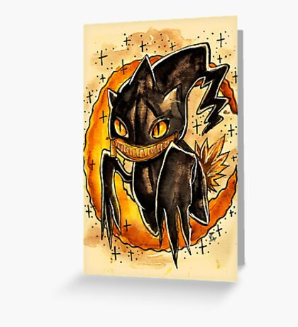 Banette Greeting Card