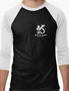 Splatoon Rockenberg Black Baseball LS Tee Men's Baseball ¾ T-Shirt