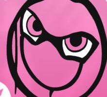 Ink-182 (Pink & Blue) Sticker