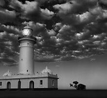 Macquarie Lighthouse, Sydney Australia by McGoff