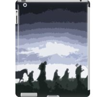 Fellowship of the Ring Cutout Print Design iPad Case/Skin