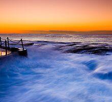 Curl Curl, Sydney Australia by McGoff