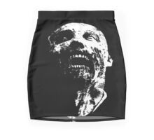 zombie face Mini Skirt