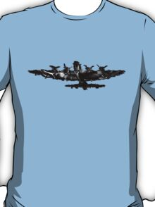 Bird Bomber T-Shirt
