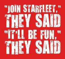 Starfleet fun. by burritosong
