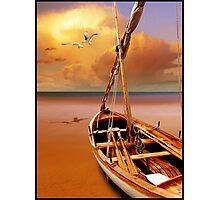 Pacific Sunset 8 Photographic Print