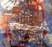Blue #5 by Mariam Muradian