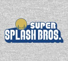 Super Splash Bros by Wesley Guidera