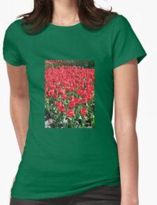 Red Army - Keukenhof Tulips T-Shirt