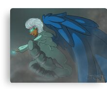Warrior Angel Canvas Print