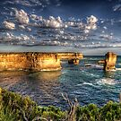 Cloudy Bay - The Twelve Apostles - The HDR Experience by Philip Johnson