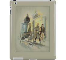 Holmes at the Northumberland iPad Case/Skin