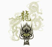 Style of The Black Dragon by Qontez George